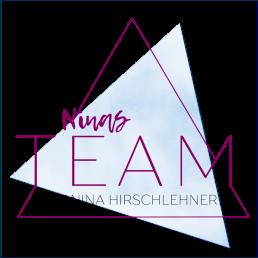Logo rot - Nina Hischlehner
