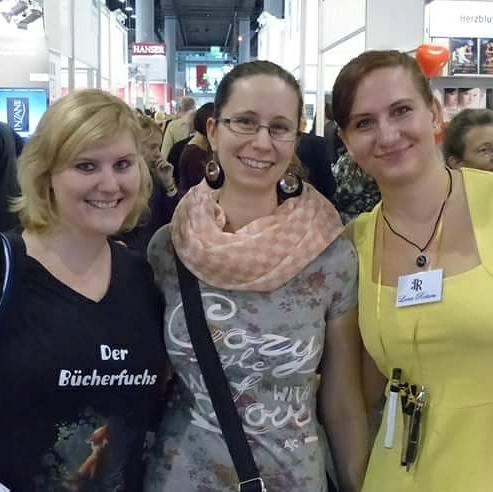 FBM '16 mit Sabine Schulter & Lana Rotaru